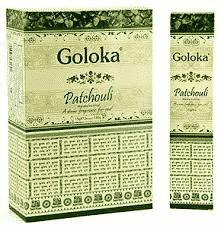 Goloka Wierook Patchouli (12 pakjes)