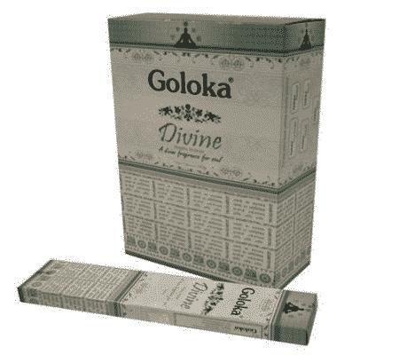 Goloka Wierook Divine (12 pakjes)