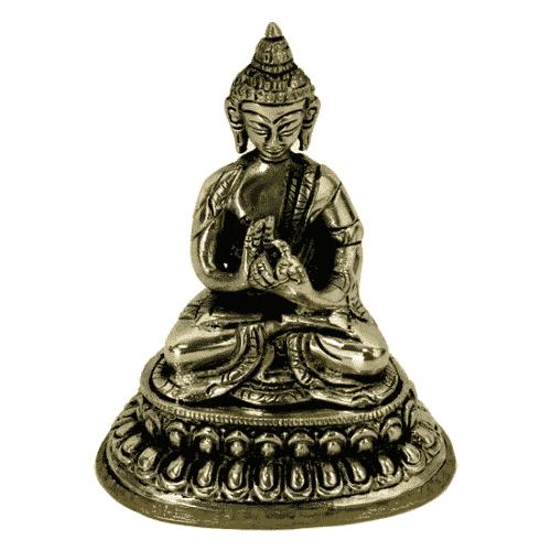 Minibeeldje Boeddha Vairochana (10 cm)