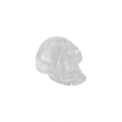 Edelstenen Schedel Bergkristal (60 mm)