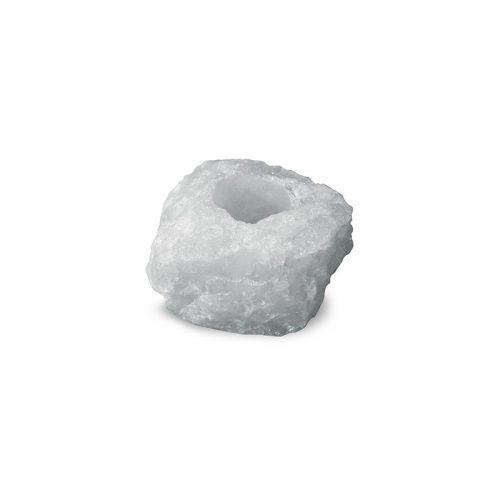 Theelichthouder Bergkristal