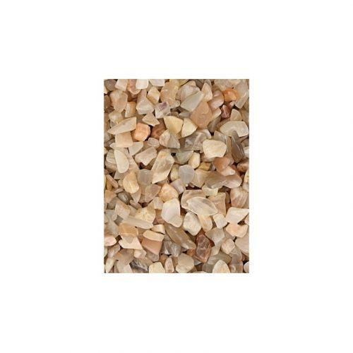 Trommelstenen Maansteen Multi (5-10 mm) - 100 gram