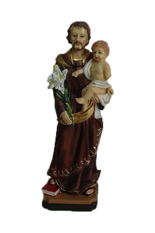 Beeld van St. Jozef (20 cm)