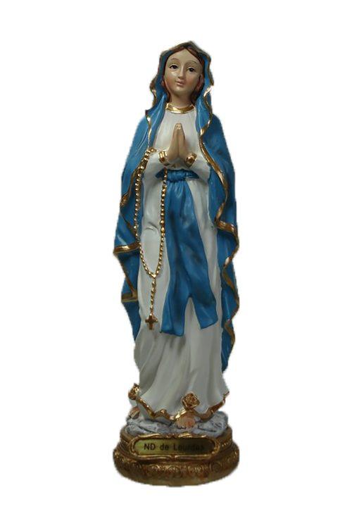 Beeld van Maria van Lourdes (15 cm)