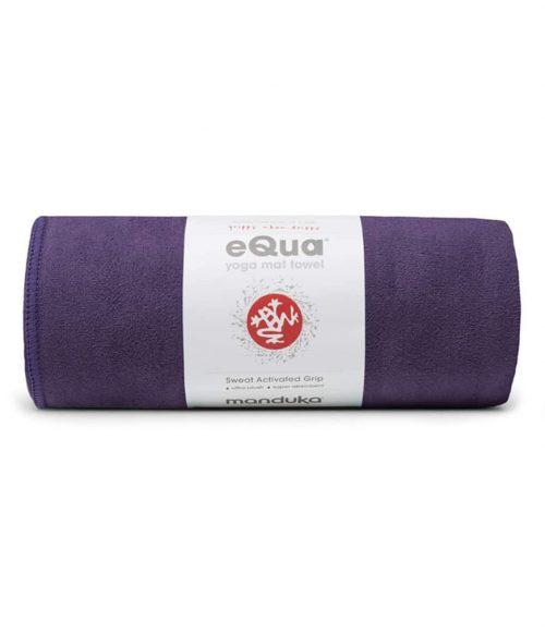 Manduka eQua Yoga Handdoek - Magic (klein)