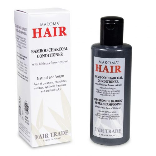 Fairtrade Bamboe Houtskool Conditioner