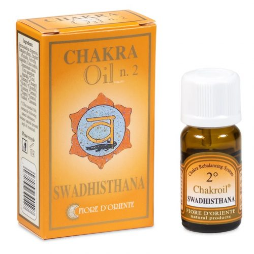 Essentiële Olie 2e Chakra Swadhistana