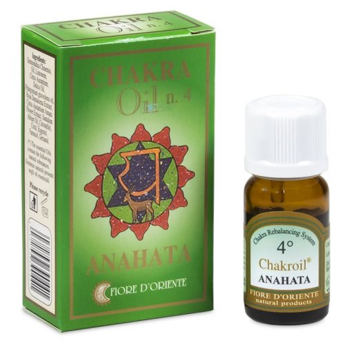 Essentiële Olie 4e Chakra Anahata