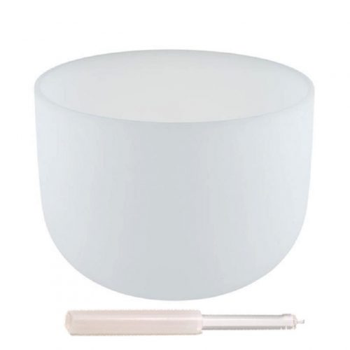 Kristallen Klankschaal A-Toon (40 cm)