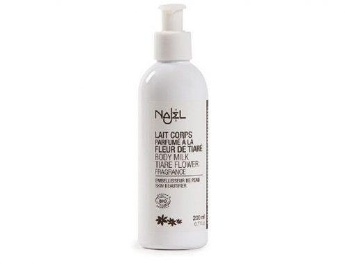 Najel Body Milk Tiare Flower (200 ml)