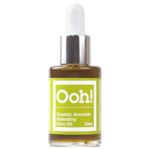 Ooh Oils of Heaven Natural Organic Avocado Hydrating Face Oil (30 ml)