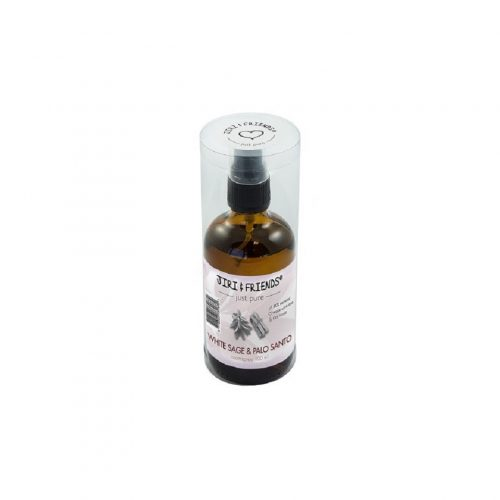 Jiri & Friends Spray voor Aroma Therapie Palo Santo - White Sage