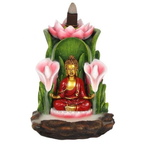 Backflow Wierook Brander Boeddha