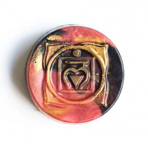 Wortel Chakra – Rode Jaspis Edelsteen Zeep