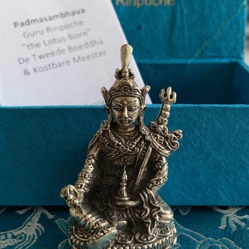 "Mini Guru Rinpoche ""De Tweede Boeddha"""