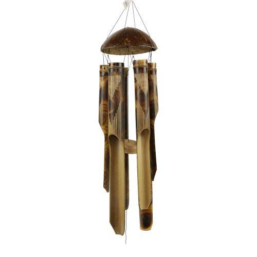 Windgong Bewerkt Bamboe