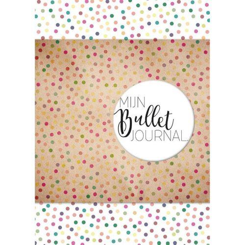 Mijn Bullet Journal - Confetti