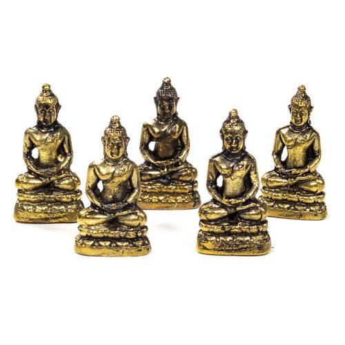 Minibeeldje Boeddha (3 cm)