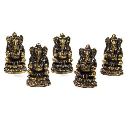 Minibeeldje Ganesha (3 cm)