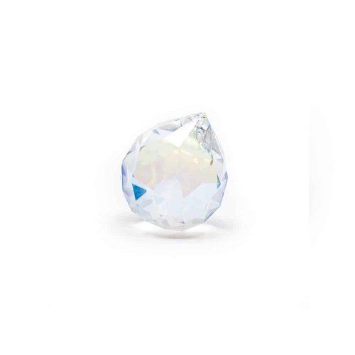 Regenboogkristal Bol Parelmoer (20 mm)