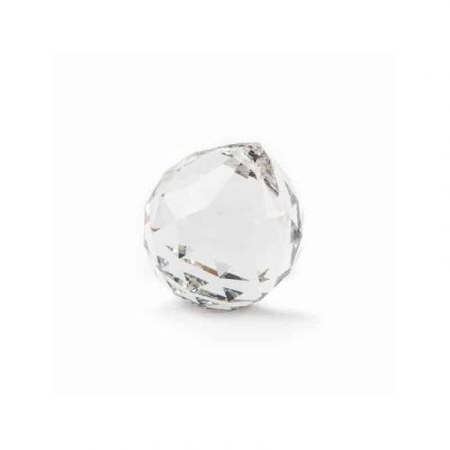 Regenboogkristal Bol Transparant (20 mm)