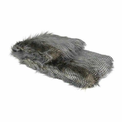 Imitatie Bont Kleed Struisvogel (170 x 130 cm)