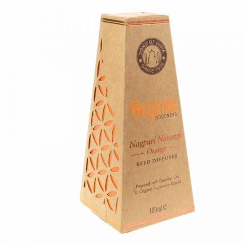 Huisparfum Organic Goodness Nagpuri Narangi Orange