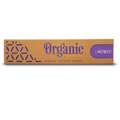 Wierook Stokjes Organic Masala Goodness Lavendel