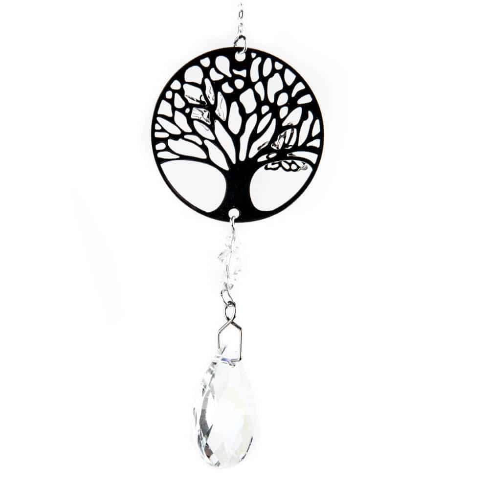 tree of life hanger met kristal