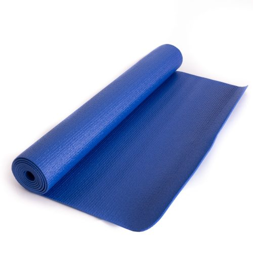 PVC Yogamat Indigo 4 mm - 183 x 61 cm
