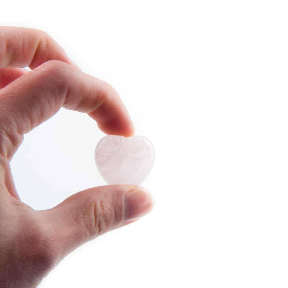 rozenkwarts hart hanger