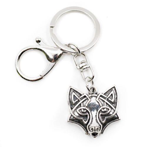 Sleutelhanger Bescherming Wolf