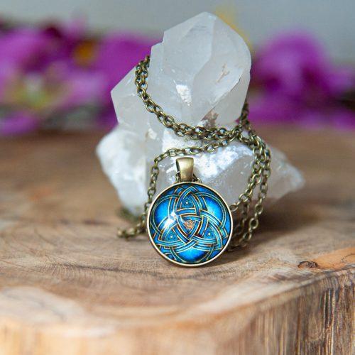 amulet talisman levensknoop