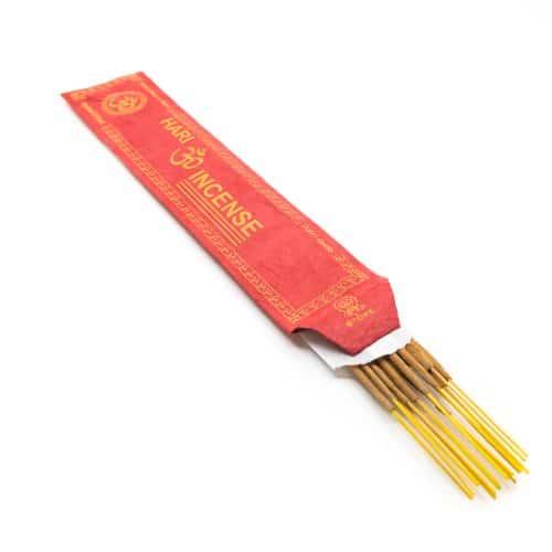 Wierook Tibetaans Stokjes - Hari OHM (15 stuks)