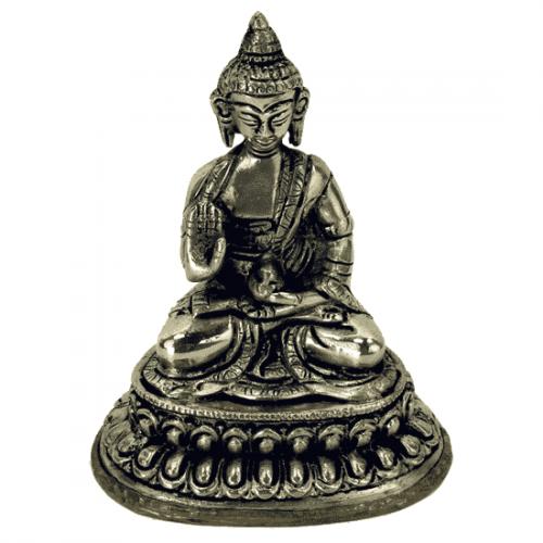 Minibeeldje Boeddha Amogasiddhi (10 cm)