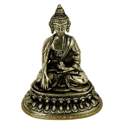 Minibeeldje Boeddha Akshobya (10 cm)