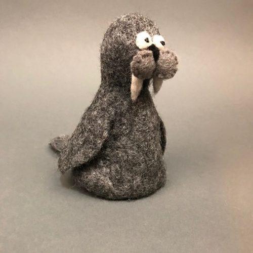 Eierwarmer Walrus (Grijs)
